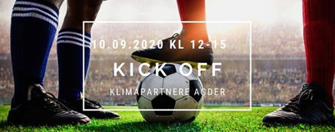 KICK OFF med Klimapartnere Agder